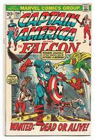 Captain America # 154 Marvel Comics 1972 1st Full Appearance Jack Monroe Nomad