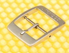 20mm LOCMAN Silver-Tone Buckle for Watch Strap Band <VGU>