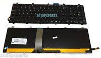 New Genuine MSI GT70 0NC GT70 0ND GT70 0NE GT70 0NG Keyboard colorful Backlit US