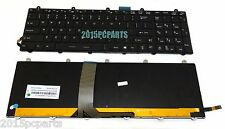 New for MSI GT60 GT70 Steel Keyboard Seven color Backlit US