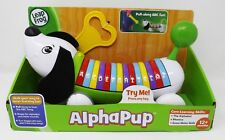 LeapFrog AlphaPup Pull-Along Abc Fun - New