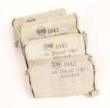 Pansement règlementaire 1942 Wehrmacht WW2  (matériel original)