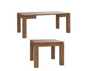 Tisch Esstisch SAINT TROPEZ EST45-D47 Ausziehbar 90 - 180 cm