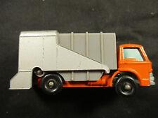 Vintage Lesney Matchbox Refuse Truck #7