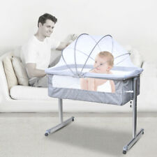 Baby Infant Bedside Bassinet Crib Cradle Nursery Carrier Newborn Sleeper Basket