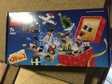 LEGO 40222 Christmas 24 in One Kit Mini Builds - Special Edition Retired