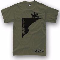 T Shirt for bmw GS fans R 650 800 1150 1200 Moto Motorrad Boxer  S - 5XL