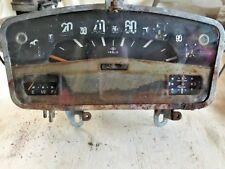 Veglia ED 1955-1971 Citroen 100 MPH Speedometer w/Clock