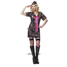 Womens Ladies Adult Sexy Halloween Fancy Dress Costume Sizes XS S M L XL