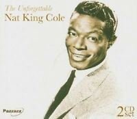 NAT KING COLE - THE UNFORGETTABLE 2 CD NEU