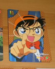 DETECTIVE CONAN MEITANTEI CONAN CARDDASS CARD CARTE 16 MADE IN JAPAN 1996 NM