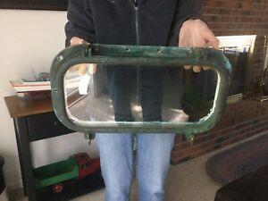 Vintage Brass/Bronze Porthole/Portlight Marine Salvage (FLUSH MOUNT)