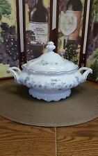 Johann Haviland Blue Garland Covered Serving Dish