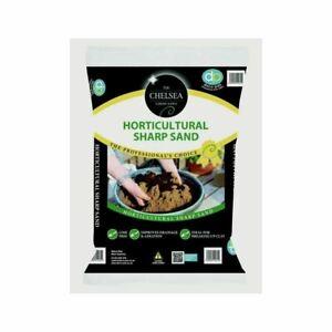 Deco-Pak Horticultural Sharp Sand Large Pack 20 KG