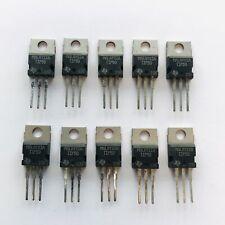 (PKG of 10) TIP50 NPN Power Transistor, 1A, 500V, Texas Instruments, TO-220