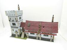 (FB01) Sigmarite Converted Fortified Manor Scenery Terrain Age Of Sigmar Fantasy
