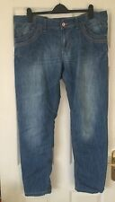 Ladies Light Blue Boy Slouch Jeans from Primark Size 18