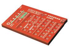 SKYRC TORO Series ESC Brushless Program Card for RC Auto Car