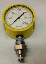 Perma-Cal Gauge 050830003-02-002  3000PSI Model TW1.5M.0008 (LOC1185)
