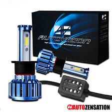 Super White Automotive Cree 6000k LED Conversion Kit Pair Headlight Bulbs H3