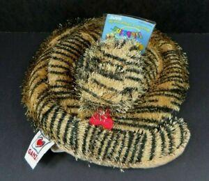 Webkinz Striped Snake Plush New Sealed Code Ganz