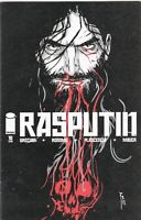 IMAGE COMIC RASPUTIN #10 NM UNREAD #94154-7 BR2