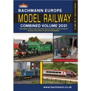 Bachmann 36-2021 Bachmann/Graham Farish Combined 2021 Catalogue