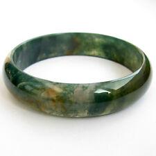 Bracelet Wrist Jewelry Aquatic Agate Gemstone Bangle