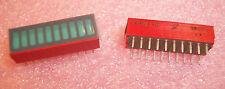 QTY (10)  76RSB10S GRAYHILL 10 POSITION DIP SWITCH RECESSED ROCKER ON-OFF SPST