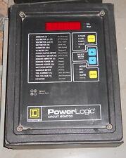 CM-2350 Square D Power Logic Circuit Monitor CM2350