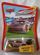 Disney Pixar Cars IMPOUND BOOST #75 Series 4 (Race O Rama) 1:55 Diecast CONFETTI