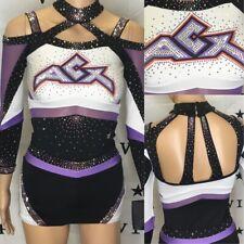 Cheerleading Uniform Real Allstar ACX Youth L Varsity