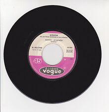 """ANTOINE Vinyle 45T 7"""" SP J'VIENS AVEC VOUS/NON, TOI NON ! - VOGUE 1749 F Réduit"""