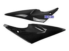 2006 2007 Suzuki GSXR 600 750 Gas Tank Side Trim Panel Fairing 100% Carbon Fiber