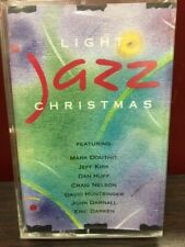 LIGHT JAZZ  CHRISTMAS CASSETTE TAPE NEW & UNOPENED 1993 VARIOUS ARTISTS