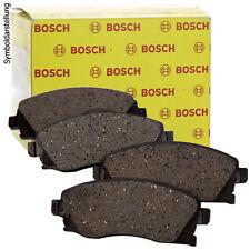Original Bosch 4x Bremsbeläge Bremsbelag hinten // 0 986 424 699 für Mercedes