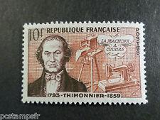 FRANCE 1955 timbre 1013, B. Thimonnier, neuf**