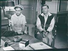 1957 Three Faces of Eve Original Press Photo Joanne Woodward