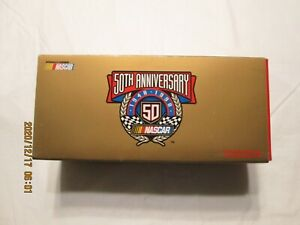 DALE EARNHARDT JR 50TH ANNIVERSARY 1:43 ACTION 1998 CHEVY GOLD EDITION RARE