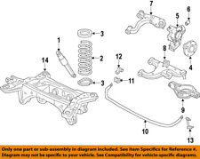 Infiniti NISSAN OEM 11-13 QX56 Rear-Shock Absorber or Strut E62101LA8A