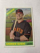 2015 Topps Heritage Baseball Andrew Susac San Francisco Giants Card #31