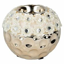 Flower Ceramic Candle & Tea Light Holders