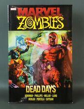 Marvel Zombies: Dead Days by Robert Kirkman, Mark Millar (Marvel, 2009)