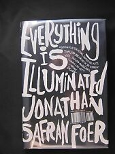 Jonathan Safran Foer. EVERYTHING IS ILLUMINATED. Mint