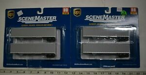 Lot 9-234 * HO Scale Walthers Scenemaster 2 x 949-2212 45' Stoughton Trlrs. UPS