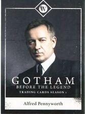 Gotham Season 1 Character Bios Chase Card C05 Alfred Pennyworth