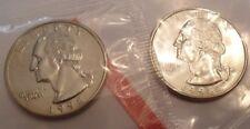 1998 P & D Washington Quarter Coin Set (2 Coins) *MINT CELLO*  **FREE SHIPPING**