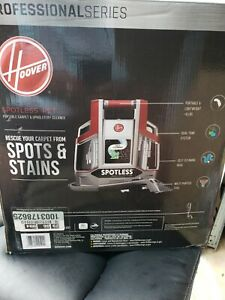 Hoover FH11201 Professional Series Spotless Portable Carpet and Upholstery
