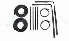 New 10-Piece Weatherstripping Door Seal Kit / FOR 1972-77 DODGE RAM 100 200 300