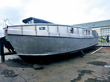 Aluminum Boat 44ft - unfinished project